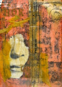 Mixed Media  SOLD